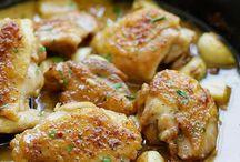 Recipes to Make / Different ways to make chicken
