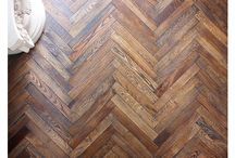 Designer Timber Floors by Antique Floors / They say your home is your calling card - so let your floors do the talking.  Take a look at some stunning floor designs we've come across here in the Spec-Net office