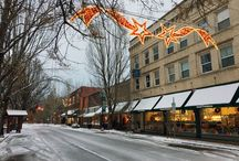 McMinnville in Winter
