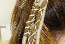 HairWraps/Dreads ♥