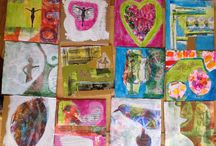 Me-made: permission to play / A colourful workshop by Carolyn Dube