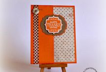Stampin' Up! Projects