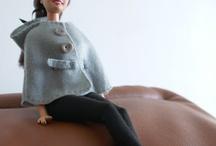 Doll clothing / by Amelia Marais