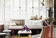 Home- Sunroom / by Kristine Pritzkow