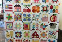 Farm girl quilt