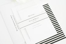 Wedding Invitations - Tom Frank/Claire Fitzgerald