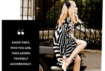Well Said.  / Style Quotes. Style Icons.