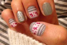 Nails Xmas