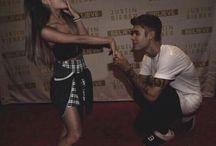 Ariana & Justin