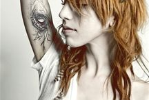 Tattoo me!!  / by Tami Taylor