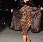 BROOKE SHIELDS Leaves Watch What Happens Live in New York