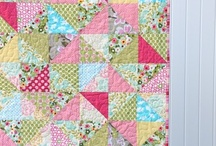 quilting / by Kathy Weaver