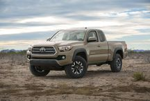 The 2016 Toyota Tacoma @ Milton Toyota / Whatever the terrain, Tacoma is king of the hill. Rebuilt inside and out with an all-new powertrain and enhanced suspension tuning, Tacoma is ready for dirt stomping adventurers. With a legacy of off-road victories and over seven million units sold in North America since 1964, Toyota revitalizes the midsize truck segment with the introduction of the all-new 2016 Tacoma.