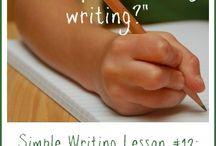 Writing / by Sarah Rose