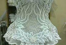 Lace &sequins