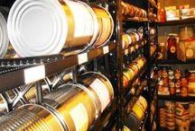 emergency storage and 72hr emergency kits