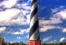 Lighthouses We've Visited