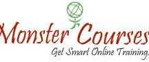 Online IT Courses Training by monstercourses.com