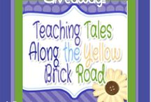iBlog / by Teaching Tales Along the Yellow Brick Road
