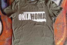 Oklahoma lovin' / by Mindy Jones League