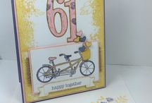 Number of Years / Number of Years Stamp Set en Large Numbers Framelits Dies Stampin' Up