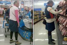 People Of Walmart / by Shelby Kern