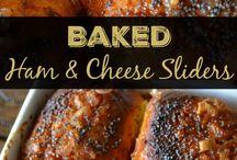 Baked Goods savoury sweet