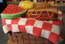 Picknick und bbq