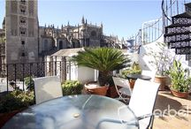 Apartamentos turísticos Sevilla / Bonitos apartamentos situados en el centro de las ciudades con más encanto de Andalucía, Sevilla, Cádiz y Córdoba.