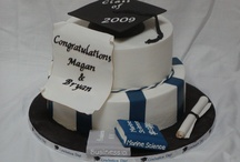 Graduation cakes / by Kaylee Curtiss