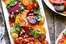 Food: Summer Salads