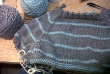 Staff Knitting/Crochet Projects