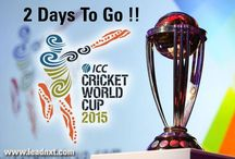 Best Wishes To Team India For The ICC Crciket World Cup 2015