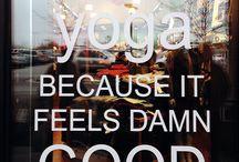 Namaste // Yoga