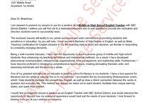 resume of an English teacher