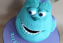 Monsters Inc Birthday / by Amanda Moore