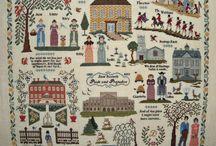 Stitching Jane Austen