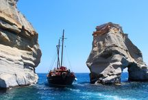 Milos / Great photos from Milos found on the web