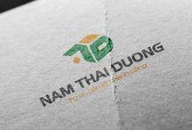 Thiết kế bộ nhận diện thương hiệu Công ty xây dựng Nam Thái Dương