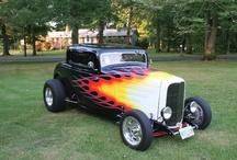 Cars Hotrods