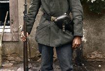 WW I photos
