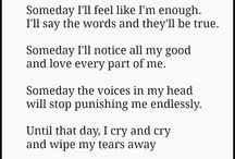 Emotion / What I feel like right now