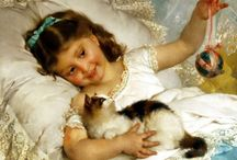Emile Munier / Tableaux d'emile Munier