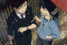 Ao No Exorcist-Blue Exorcist