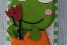Frog cakw