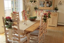 Dining rooms / by Lou Farrington