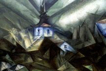 Lyonel Charles Feininger (1871 – 1956) / German-American painter, and a leading exponent of Expressionism