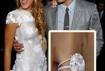 Celebrity Wedding Sytle / Wedding inspiration from our favourite celebrities!