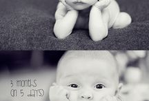 Baby pictures / Baby pictures to let my ideas growing