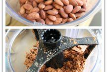 Recipes - almond